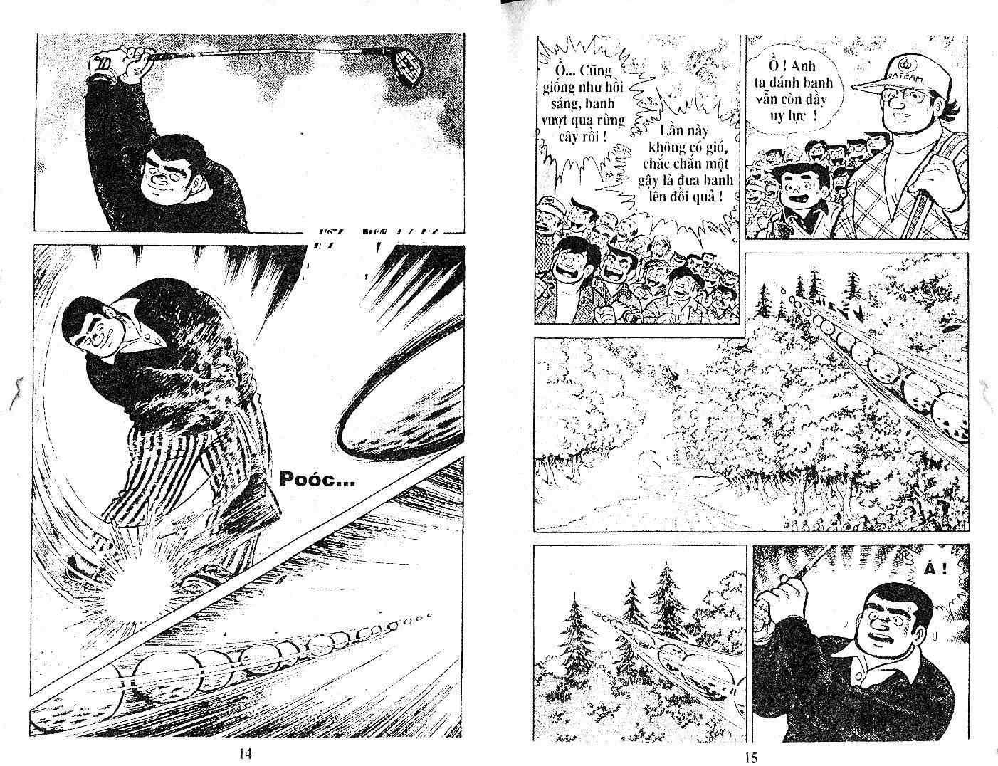Ashita Tenki ni Naare chapter 18 trang 5