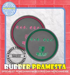 RUBBER COASTER UNIK | RUBBER COASTER MURAH | JUAL RUBBER COASTER