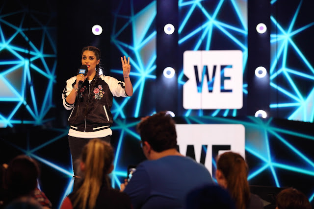 WE Day Family 2016 Toronto - Lilly Singh