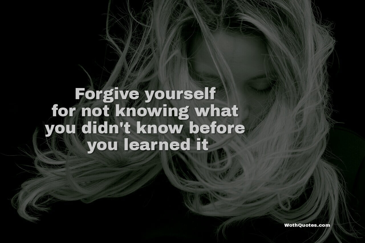 Forgiveness Quotes Wothquotes Wothquotes Collection