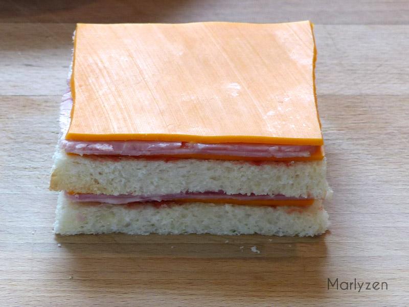 Sandwich Monte Cristo