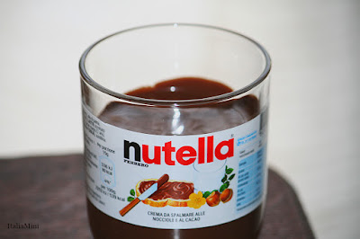 Nutella w słoiku