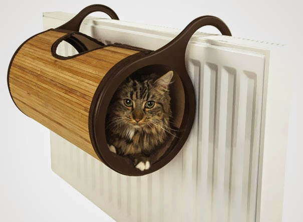 20 Of The Most Creative Furniture Ideas For Your Fluffy Pets