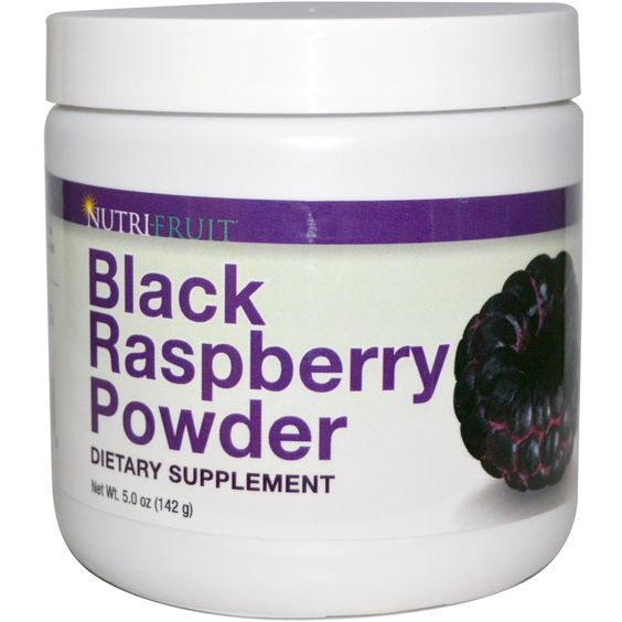 Nutri-Fruit, Black Raspberry Powder