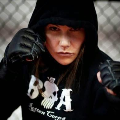 Close and Personal with WMMA Fighter Summer Bradshaw