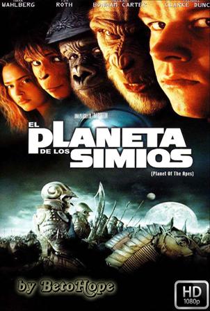 El Planeta De Los Simios 2001 [1080p] [Latino-Ingles] HD [Google Drive] GloboTV