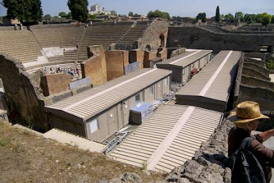 Pompeii collapses 'exaggerated' by media, site chief says