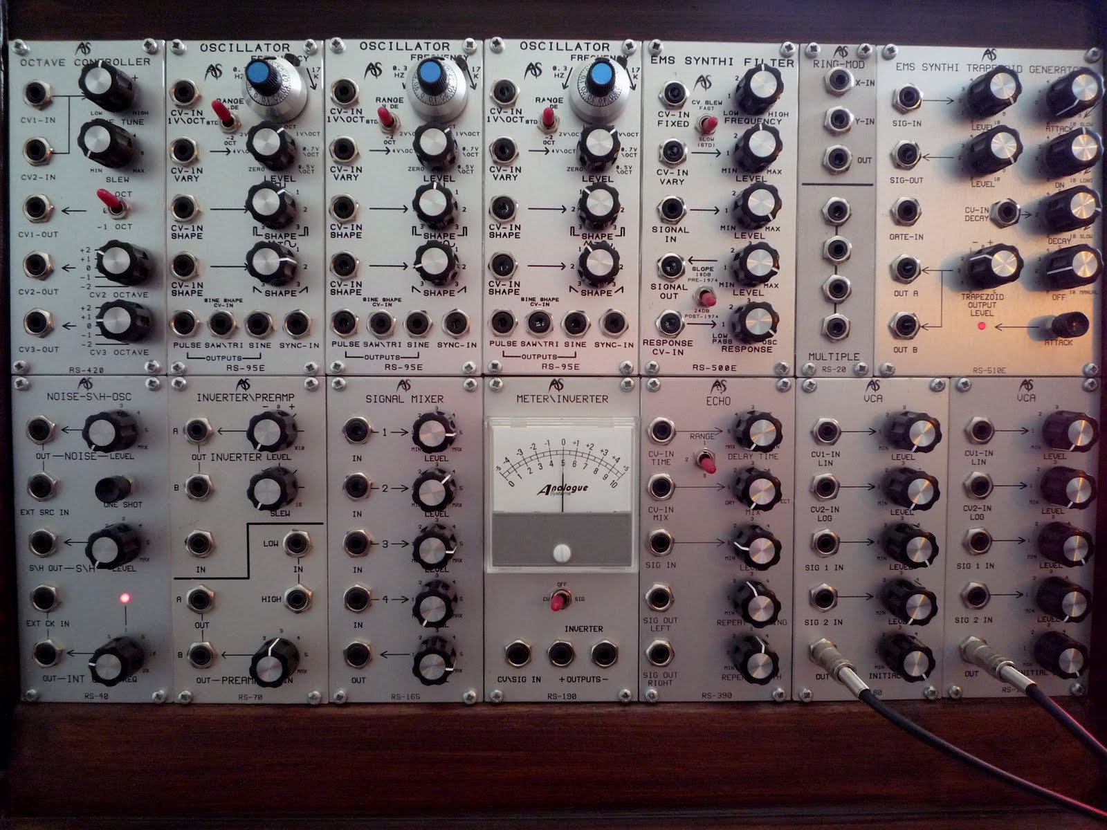 Zeitdehner's modular pages: The Little Putney
