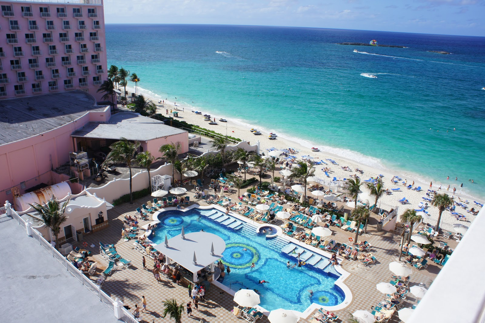 Review of Riu Palace Paradise Island Resort Bahamas All