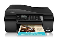 Epson WorkForce 320 Driver Download