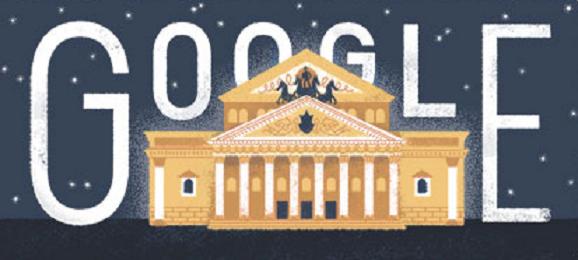 Ulang tahun Bolshoi Theater 2016 jadi Doodle Google Hari ini, Apa Bolshoi ?