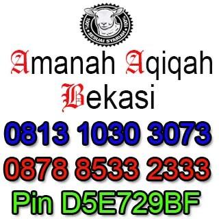 Paket_Aqiqah_Pondok_Cikunir_Indah