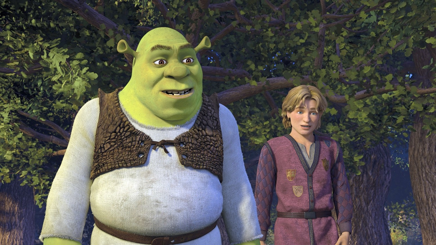 Opinionated Movie Goer Shrek The Third Chris Miller And