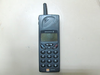 Ericsson S868 Jadul Rusak Buat Kanibalan