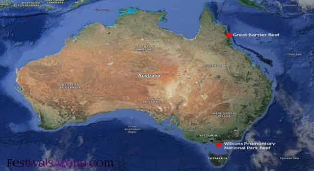 Where is the Great Barrier Reef Located?