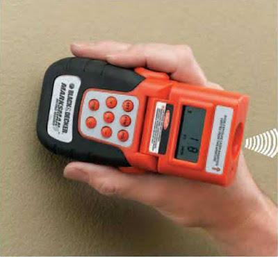 Instalaciones eléctricas residenciales - Medidor digital de distancias.