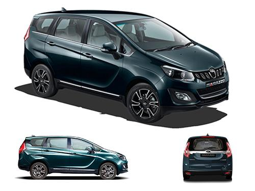 New Mahindra Marazzo all look