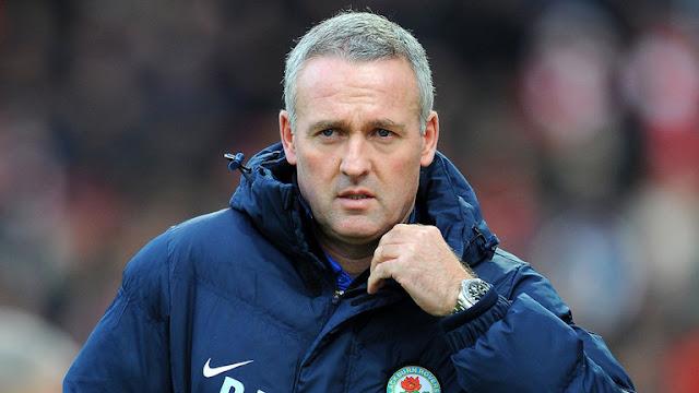 Stoke City mempekerjakan Paul Lambert Sebagai Manager