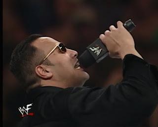 WWE / WWF No Mercy 1999 -  Finally, The Rock came back to No Mercy