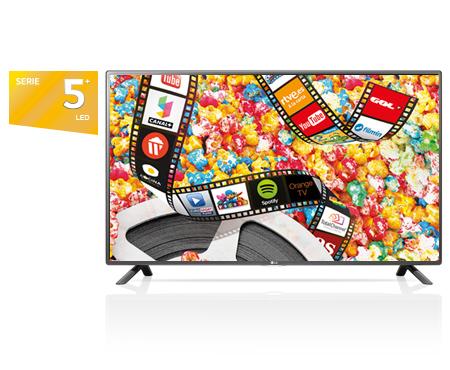 lg lf5800 bonne t l pas cher 2015 pour regarder les sports televiseur led. Black Bedroom Furniture Sets. Home Design Ideas