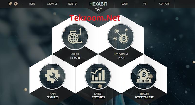 [SCAM][HexaBit][27/10/2016] HYIP - PAY - Lãi 8% hằng ngày cho 22 ngày - Min Dep 0.015 BTC - Min Pay 0.0005 BTC - Thanh toán instant