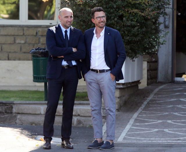 Monchi dan Di Francesco