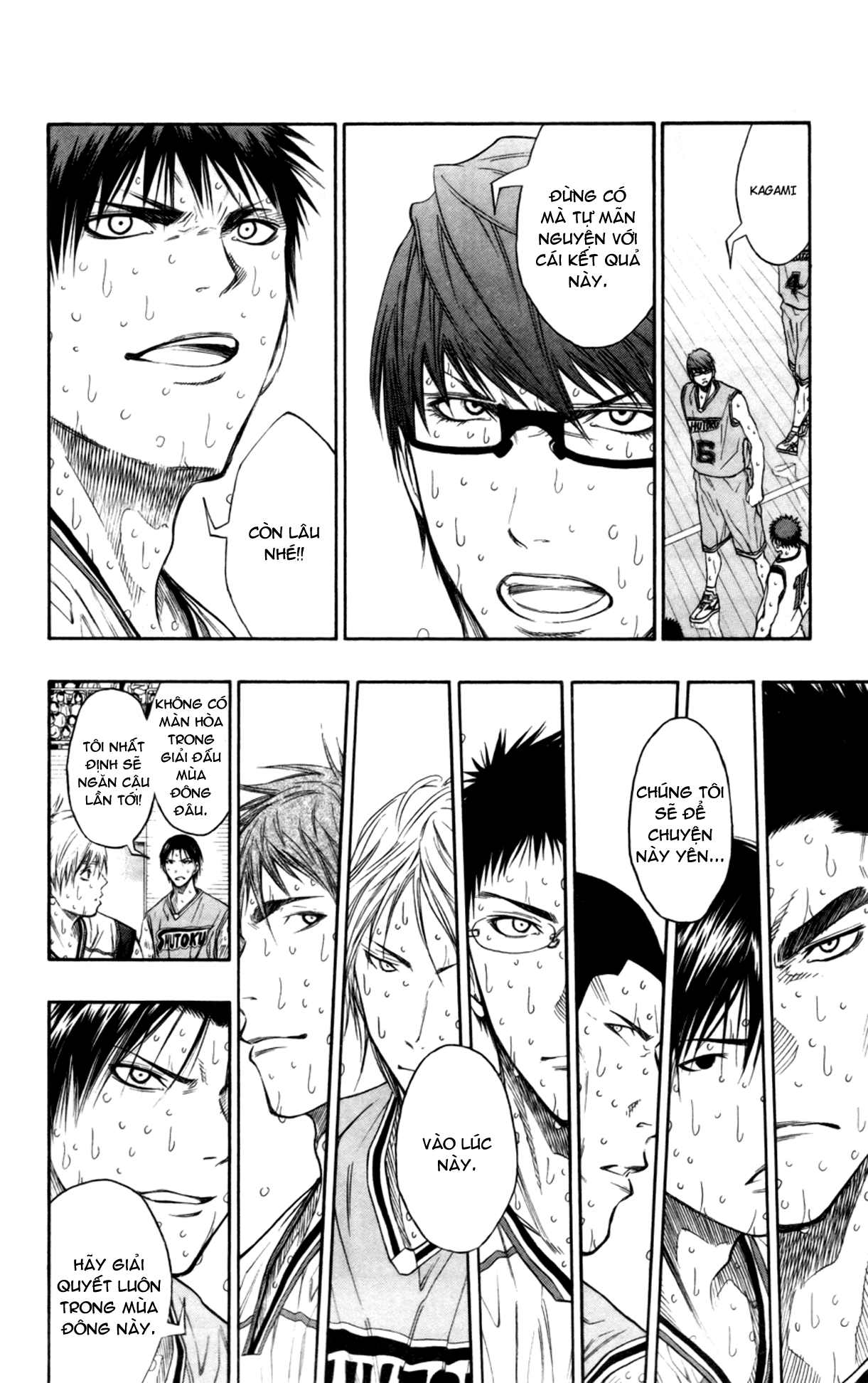Kuroko No Basket chap 093 trang 5