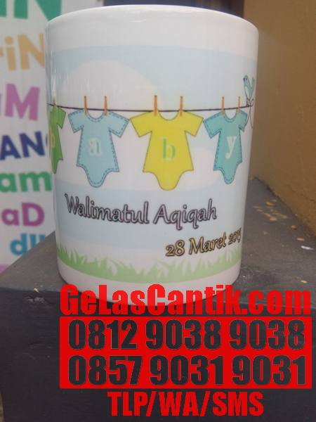 JUAL HARVEST TIME MUG JAR