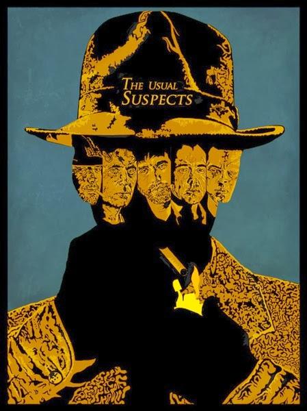 草禾魚移海: THE USUAL SUSPECTS非常嫌疑犯(1995)