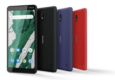 Nokia 1 Plus : le smartphone à 99€ !