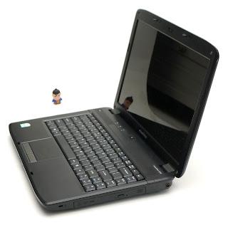 Acer Emachine D720 (Intel T3400) Bekas