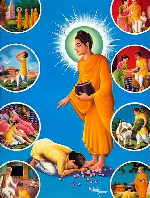[43] Tám Pháp Thế Gian (Atthalokadhamma)- ĐỨC PHẬT và PHẬT PHÁP - Đạo Phật Nguyên Thủy (Đạo Bụt Nguyên Thủy)