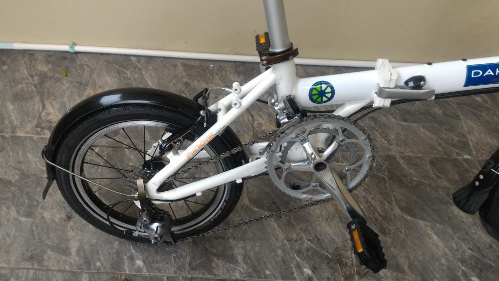 "Sepeda Lipat 16"" Folding Flash - JUAL BELI SEPEDA"