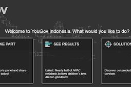 Cara Daftar YouGov Survei Online dibayar dengan Dollar