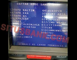 Cara Transfer Uang dari ATM BCA ke BRI Terbaru