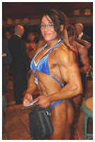 Monster Amateur Female bodybuilding
