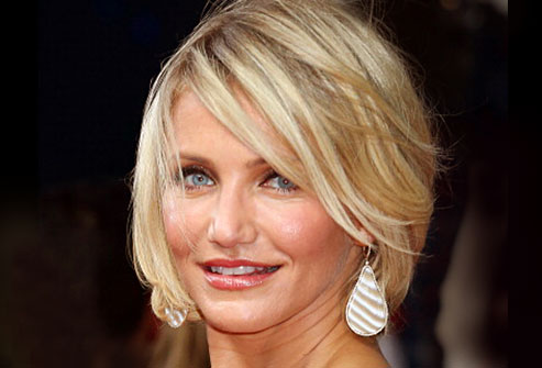 Smack The Stuff Cameron Diaz Hairstyles