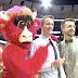 Ele parou o jogo do Chicago Bulls para pedir o namorado em casamento, assista