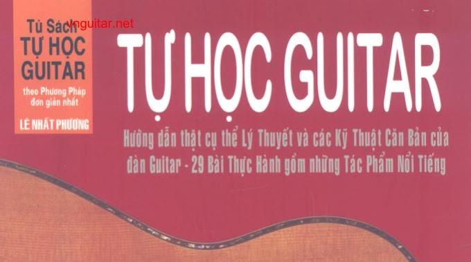 Ebook tự học guitar lý thuyết và thực hành căn bản