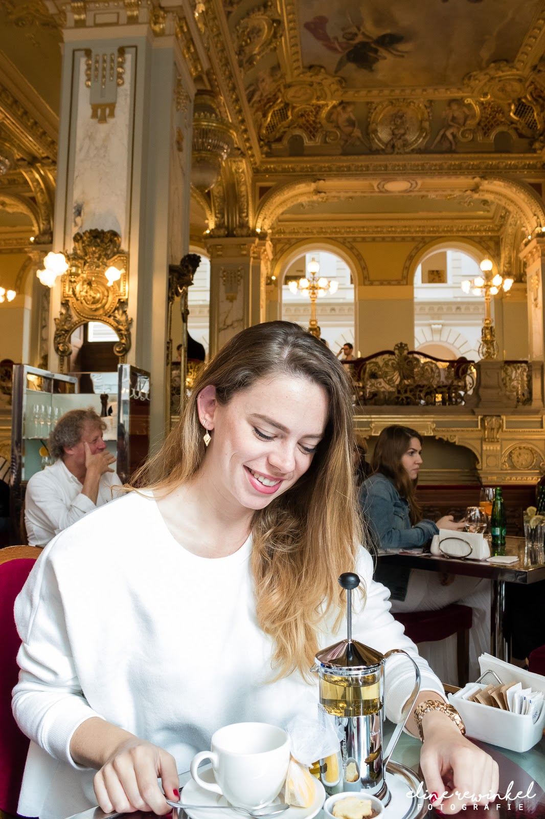 Hotspot in Budapest: Cafe New York
