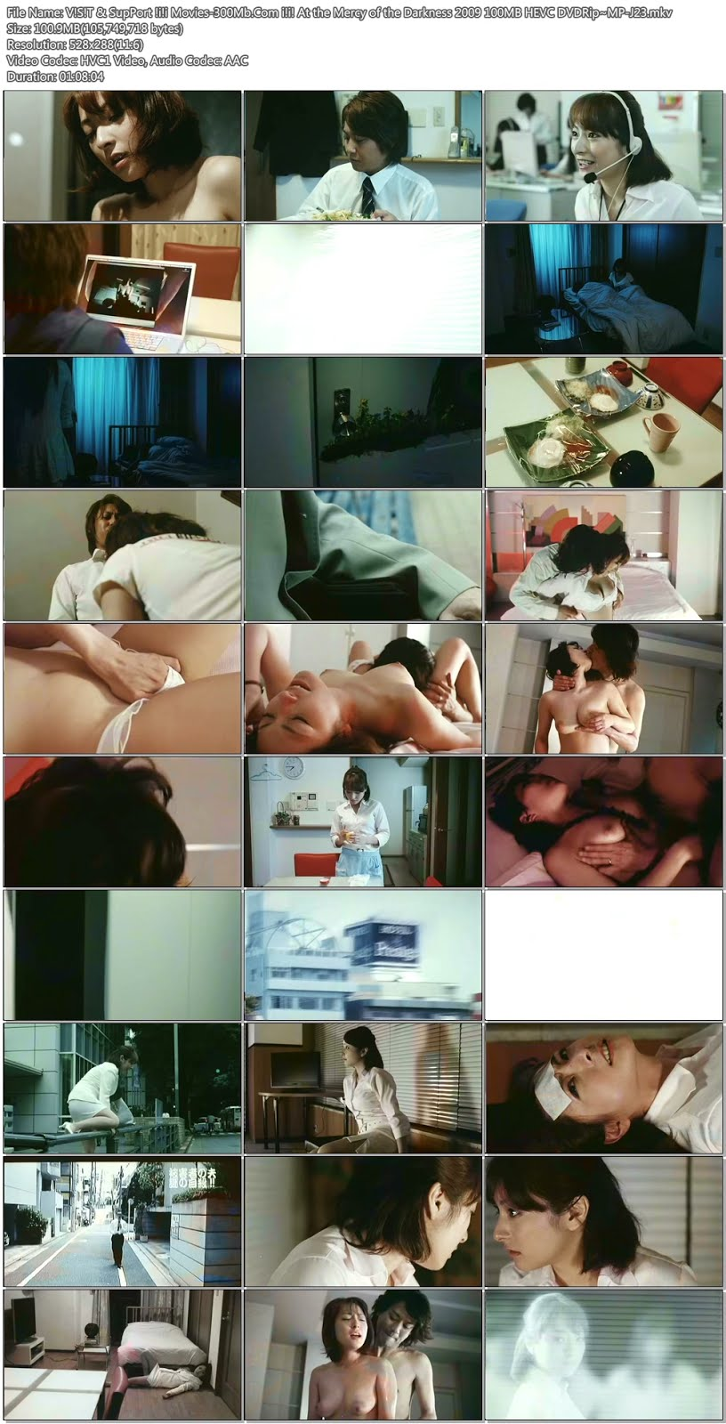 [18+] At the Mercy of the Darkness 2009 100MB HEVC DVDRip Screenshot