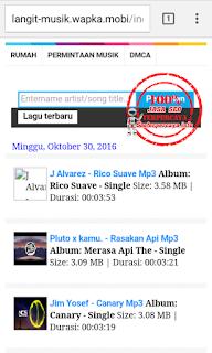 Langit Musik Wapka Mobi Tempat Download Lagu Mp3 Terbaru Dan Terlengkap