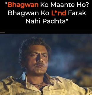 sacred games nawazuddin dialogue