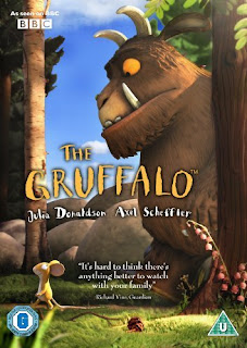 Gruffalo movie cover