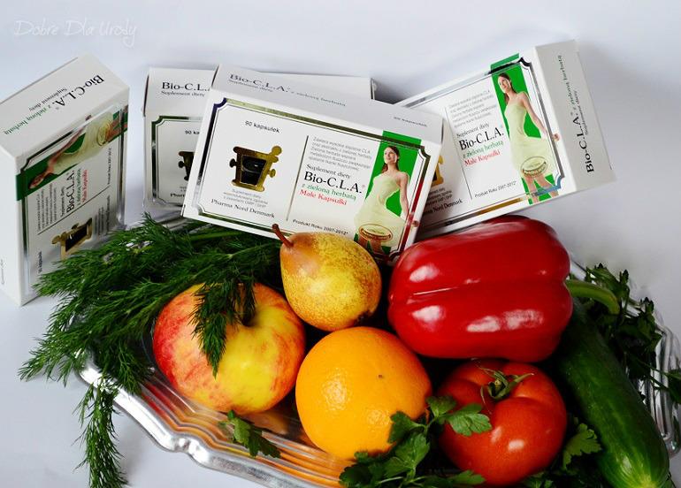 Pharma Nord Bio-C.L.A. z zieloną herbatą