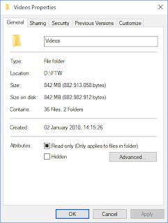 Cara Memperkecil Ukuran File Di Komputer