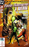 Rann-Thanagar - A Guerra #1
