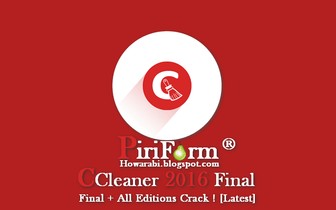 CCleaner v5.21.5700 + Business, Professional & Technician Crack ! [Latest]