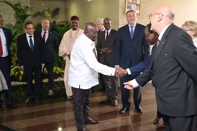 Ghana Will Accentuate Relations With Francophone Countries - President Akufo Addo