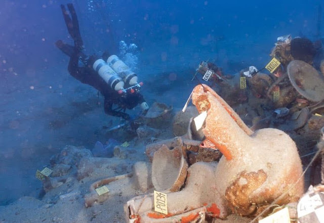 2018 excavation season at Mazotos Shipwreck completed